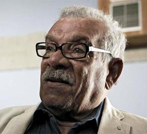Muere el escritor Derek Walcott