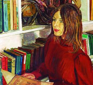 'Un día en la vida de una mujer sonriente', de Margaret Drabble