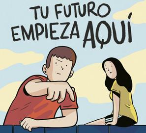 Tu futuro empieza aquí, de Isaac Rosa y Mikko (Miguel Echeverría)