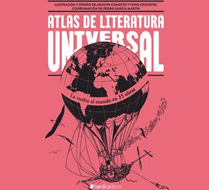Atlas de literatura universal, de Nórdica Libros