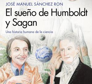 El sueño de Humboldt y Sagan, de José Manuel Sánchez Ron
