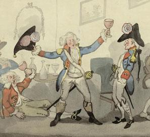 La historia del vino en los libros y la literatura