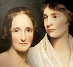 Mary Wollstonecraft y Mary Shelley, de Charlotte Gordon