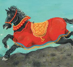 Exposición La ilustración contemporánea en la literatura infantil
