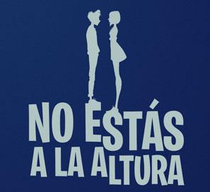 No estás a la altura, de Sara Escudero y Sito Recuero