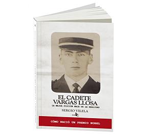 El cadete Vargas Llosa por Sergio Vilela