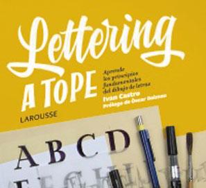 ¿Qué es el lettering?
