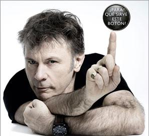 La autobiografía del cantante de Iron Maiden