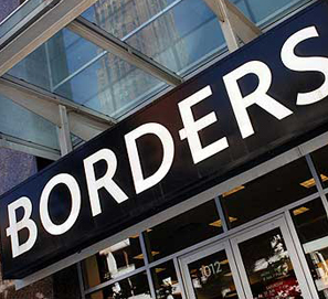 Borders en bancarrota