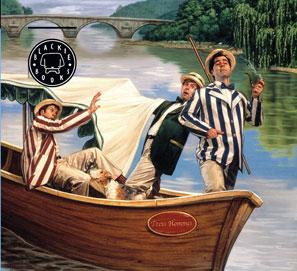 Tres hombres en una barca de Jerome K Jerome