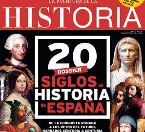 La Aventura de la Historia celebra su 20º aniversario
