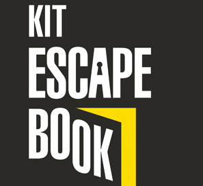 Libros de escape: escape books, escape rooms.