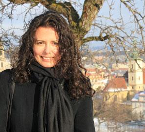 Raquel de la Morena, ganadora del Premio Titania