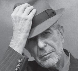 La llama, de Leonard Cohen
