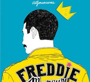 La biografía de Freddie Mercury, de Alfonso Casas