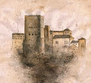 La fortaleza de polvo, de Ahmad Abdulatif