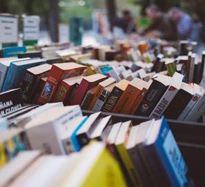 Ventas de libros en Estados Unidos