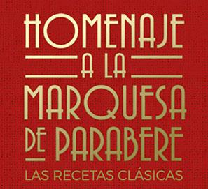 50 recetas clásicas de la Marquesa de Parabere