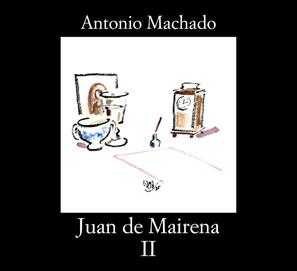 Los mejores poemas de Antonio Machado. Selección.