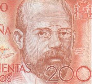 Biografía de Leopoldo Alas, Clarín