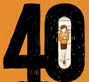 40 marrones con hijos adolescentes, de Jaime Valverde