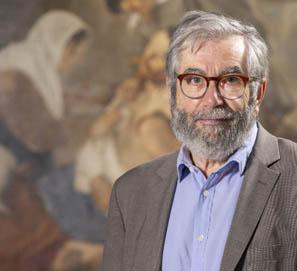 Antonio Muñoz Molina y la Cátedra del Prado 2019
