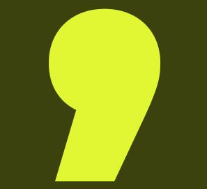 La coma: usos y ejemplos