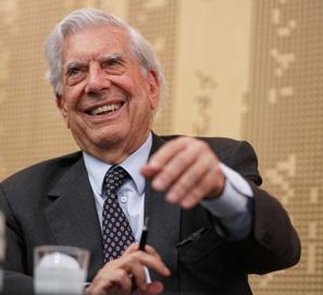 Tiempos recios, de Vargas Llosa, Premio Francisco Umbral