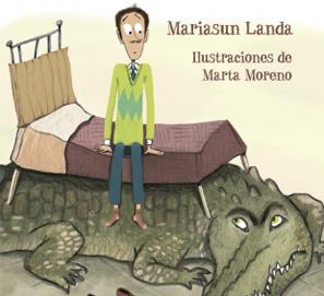 Un cocodrilo bajo la cama, de Mariasun Landa