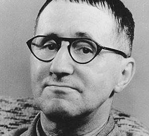 Bertolt Brecht, ocho poemas en torno al amor