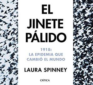 El jinete pálido, de Laura Spinney