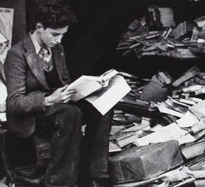 Bibliofilia y bibliopatía a través de los libros