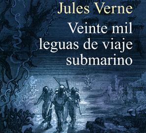 Julio Verne: 'Veinte mil leguas de viaje submarino'
