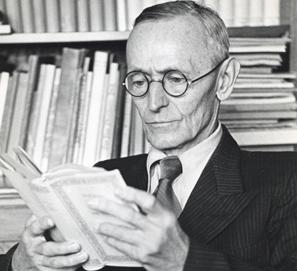 Selección de poemas de Hermann Hesse