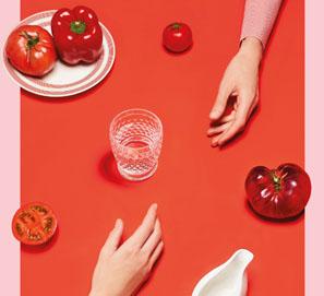 Eat!, el libro de recetas de Vega Hernando