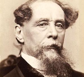 La biografía de Charles Dickens