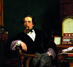 Dickens enamorado, de Amelia Pérez de Villar