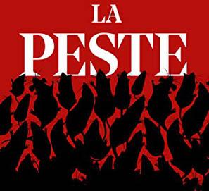 El principio de La peste, de Albert Camus