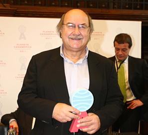 Antonio Skármeta Premio Planeta Casa de América