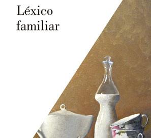 Léxico familiar, de Natalia Ginzburg