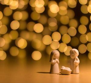 Feliz Navidad, feliz Año Nuevo y Felices Reyes con mayúscula