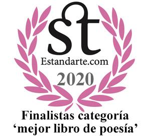 Premios Estandarte 2020: los mejores libros de poesía de 2020