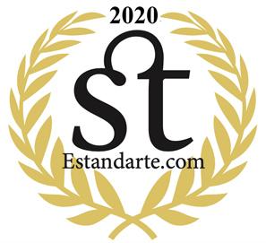 Premio Estandarte 2020 a mejor novela del año