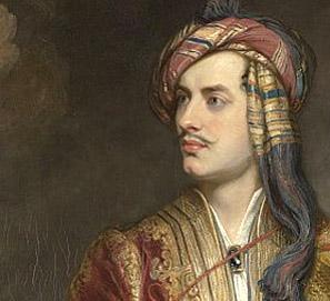 La vida y obra de Lord Byron