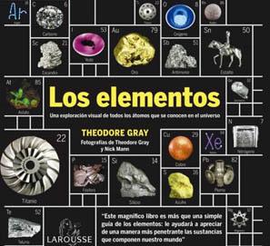 Los elementos, de Theodore Gray