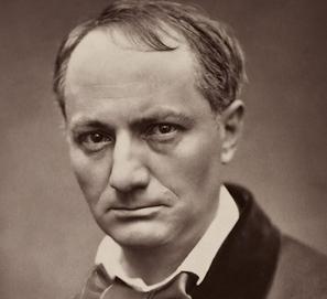 Charles Baudelaire, cinco grandes poemas