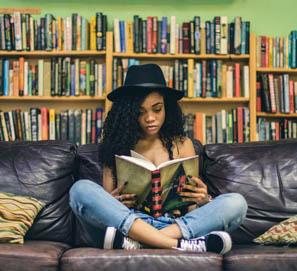 ¿Se puede viajar a través de los libros?