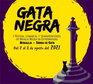 Festival de novela negra Gata Negra