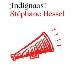 Stéphane Hessel en Madrid y Barcelona