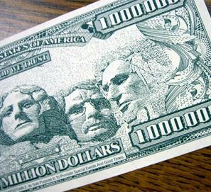 El billion inglés no es igual que el billón español